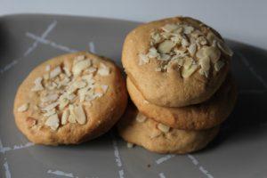 recetas navidad galletas de turron sin huevo