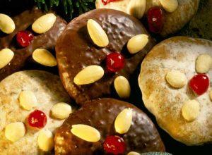 recetas navidad lebkuchen