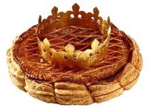 recetas navidad tarta de reyes Galette des rois