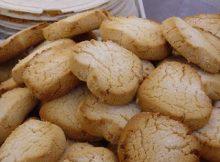 recetas navidad Mantecados