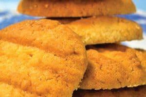 recetas navidad galletas de naranja