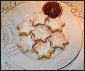 recetas navidad orangensterne estrellas de naranja