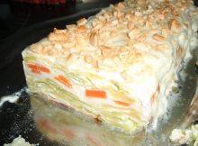 recetas navidad pastel de verduras thermomix