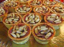 recetas navidad tartaletas de sobrasada miel y piñones