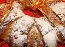 recetas navidad corona navidad
