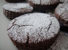recetas navidad polvorones chocolate